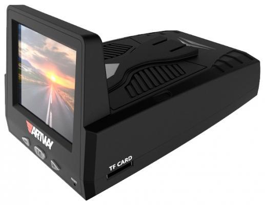 Видеорегистратор Artway MD-102 2 1920x1080 140° microSD microSDHC