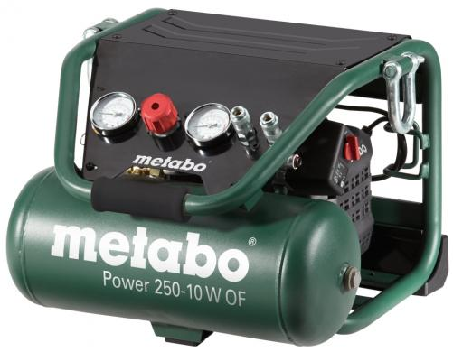 Компрессор Metabo 250-10 W OF безмасляный 601544000 компрессор metabo power 280 20 w of 601545000