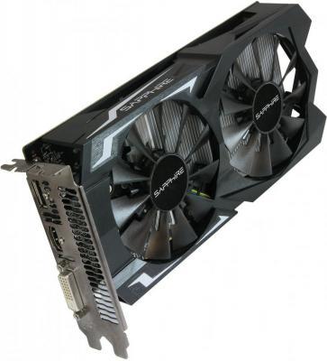 Видеокарта 2048Mb Sapphire Radeon RX OC 460 PCI-E DVI HDMI DP 11257-00-20G Retail