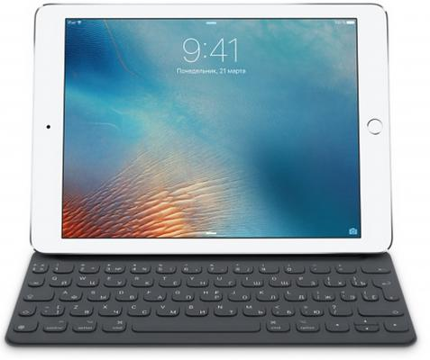 Клавиатура Apple Smart Keyboard for 9.7-inch iPad Pro черный MNKR2RS/A