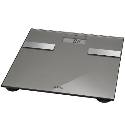 Весы напольные AEG PW 5644 FA серый PW 5644 FA
