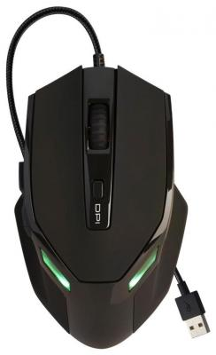 лучшая цена Мышь проводная Oklick 835G чёрный USB SM-K9500
