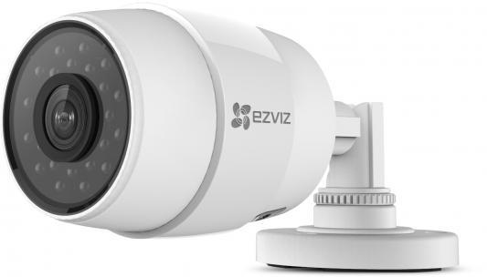 Камера IP EZVIZ C3C (WI-FI) CMOS 1/3'' 1280 x 720 H.264 RJ-45 LAN белый CS-CV216-A0-31WFR ip камера ip cs c2mini 31wfr ezviz