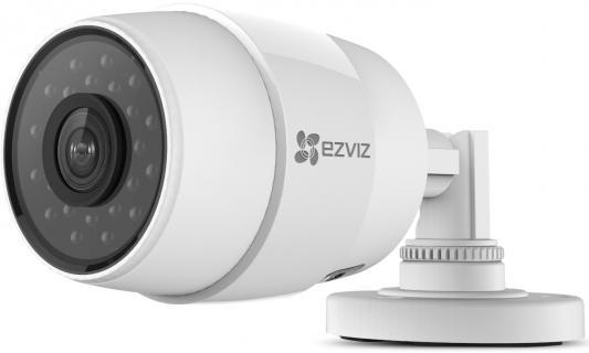 Камера IP EZVIZ C3C CMOS 1/3'' 2.8 мм 1280 x 720 H.264 RJ-45 LAN PoE белый CS-CV216-A0-31EFR