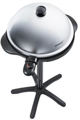 Гриль/барбекю Steba VG 250 BBQ GRILL чёрный серый гриль барбекю steba vg 250 bbq grill
