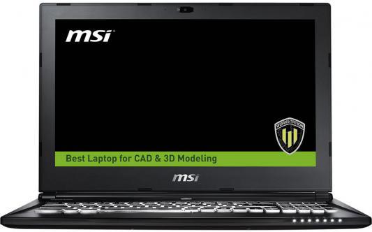 "Ноутбук MSI WS60 6QJ-626RU 15.6"" 3840x2160 Intel Xeon-E3-1505M 9S7-16H812-626"