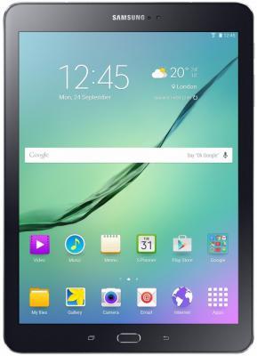 Планшет Samsung Galaxy Tab S2 8.0 SM-T713 8 32Gb черный Wi-Fi Bluetooth Android SM-T713NZKESER samsung galaxy s4 2 ядра dual 5 дюймов wi fi duos android 4 0 2 sim