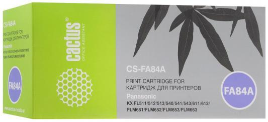 Фотобарабан Cactus CS-FA84A для Panasonic KX-FL511/512/513/541/543/653 фотобарабан profiline pl kx fa84a для panasonic kx fl511 512 513ru м513ru 543ru m563ru 663ru 8000стр