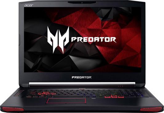 Ноутбук Acer Predator GX-791-747Q (NH.Q12ER.004) ноутбук игровой acer predator triton 700 pt715 51 71pp nh q2ler 004