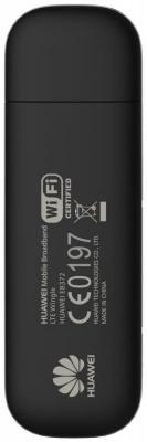 Модем 4G Huawei E8372 черный huawei золото cpn w09 4g 64g wifi