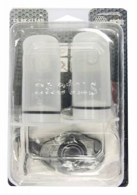Картинка для Универсальная промывочная жидкость Cactus CS-RK-CLEAN для прочистки картриджей 2x30мл