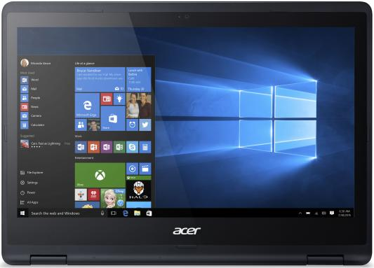 """Ноутбук Acer Aspire R5-471T-372G 14"""" 1920x1080 Intel Core i3-6100U NX.G7WER.004"""