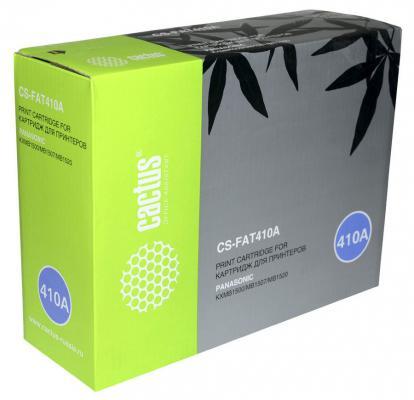 Картридж Cactus CS-FAT410A для Panasonic KX-FAT410A7/MB1500/MB1507/MB1520 черный 2500стр цена