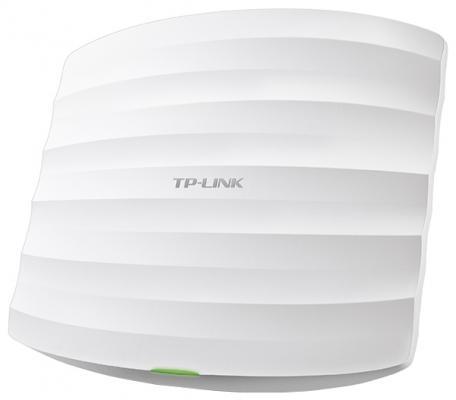 Маршрутизатор TP-LINK EAP320 802.11acbgn 1167Mbps 2.4 ГГц 5 ГГц 1xLAN RJ-45 PoE белый маршрутизатор tp link tl wr842nd ru 802 11bgn 300mbps 2 4 ггц 4xlan usb rj 45 rj 45 usb белый