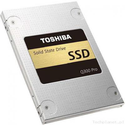 "SSD Твердотельный накопитель 2.5"" 256GB Toshiba Q300PRO Read 550Mb/s Write 510Mb/s SATAIII HDTSA25EZSTA"