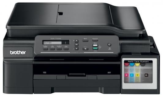 МФУ Brother DCP-T700W цветное A4 6/11ppm 6000x1200dpi Wi-Fi USB