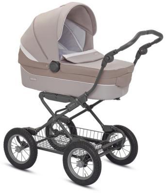 Коляска для новорожденного Inglesina Sofia на шасси Ergobike Slate (AB15H6ECU + AE15H6100)