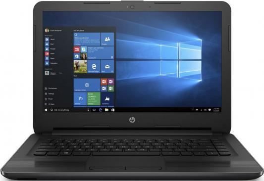 "Ноутбук HP 14-am006ur 14"" 1366x768 Intel Celeron-N3060 W7S20EA"
