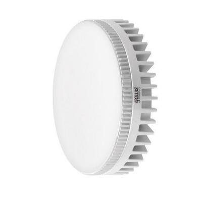Лампа светодиодная таблетка Gauss LD83826 GX53 6W 4100K