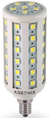 Лампа светодиодная цилиндрическая Kreonix 4200 E14 10W 6500K CORN-10W-E14-54SMD/CW