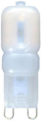 Лампа светодиодная G9 2.5W 3000K колба матовая STD-JCD-2,5W-G9-FR/WW-P 0929
