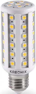 Лампа светодиодная цилиндрическая Kreonix CORN E27 10W 6500K CORN-10W-E27-54SMD/CW 5368