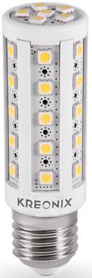 Лампа светодиодная цилиндрическая Kreonix CORN E27 6.5W 3000K CORN-6,5W-E27-36SMD/WW-DIM 4026