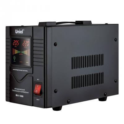 Стабилизатор напряжения Uniel (03109) 1500ВА RS-1/1500