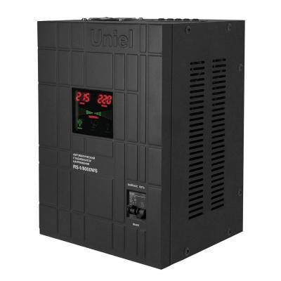 Стабилизатор напряжения Uniel (07384) 8000ВА RS-1/8000WS