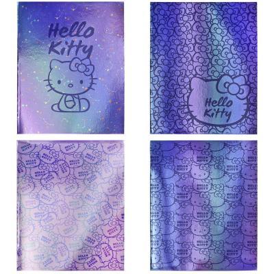 Тетрадь общая Action! Hello Kitty 96 листов клетка скрепка HKO-AN-9601/5 в ассортименте HKO-AN-9601/5