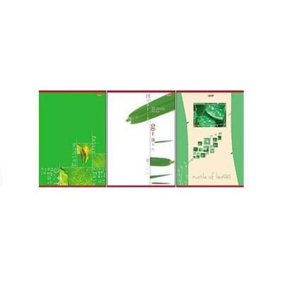 Тетрадь общая Хатбер NATURE 013353 96 листов клетка скоба 96Т4вмВ3/NAT в ассортименте 96Т4вмВ3/NAT