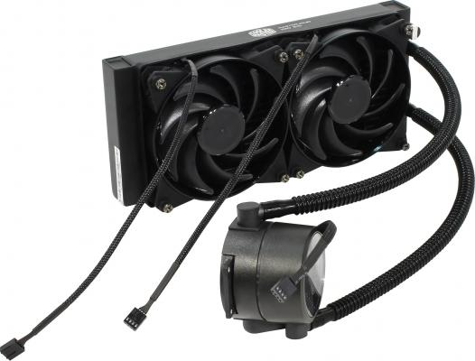 Водяное охлаждение Cooler Master Liquid Pro 240 120mm MLY-D24M-A20MB-R1