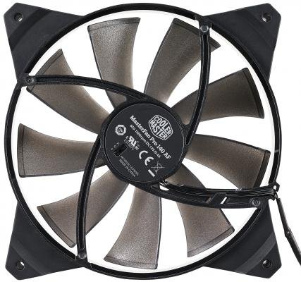 Водяное охлаждение Cooler Master Fan Pro 140 Air Flow 140mm MFY-F4NN-08NMK-R1