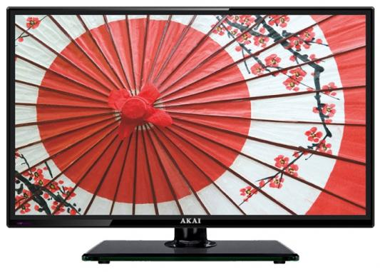Телевизор Akai LEA-39K48P черный akai lea 32p37p