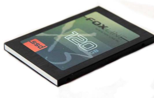 Твердотельный накопитель SSD 2.5 120 Gb Foxline SATA III FLSSD120X4SE