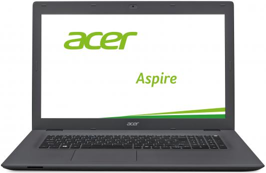 Ноутбук Acer Aspire E5-772G-31T6 17.3 1600x900 Intel Core i3-5005U ноутбук acer e5 571g 36mp 15 6 1366x768 intel core i3 4005u nx mlzer 010
