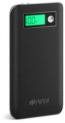 Портативное зарядное устройство HIPER XPX6500 6500мАч черный