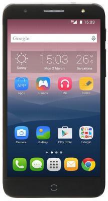 Смартфон Alcatel POP 4 Plus 5056D синий серый 5.5 16 Гб LTE Wi-Fi GPS kislis 5056