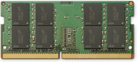 Оперативная память для ноутбуков SO-DDR4 16Gb PC4-17000 2133MHz HP X2E91AA