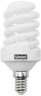 Лампа энергосберегающая спираль Uniel 0554 E14 15W 2700K ESL-S11-15/2700/E14