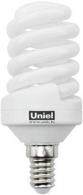 Лампа энергосберегающая спираль Uniel 05272 E14 15W 4000K ESL-S11-15/4000/E14