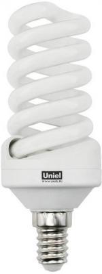 Лампа энергосберегающая спираль Uniel 05273 E14 20W 4000K ESL-S11-20/4000/E14