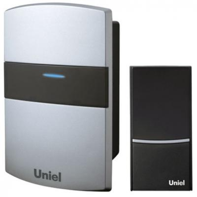 Звонок беспроводной (02238) Uniel UDB-001W-R1T1-32S-100M-SL