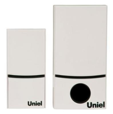 Звонок дверной беспроводной Uniel белый