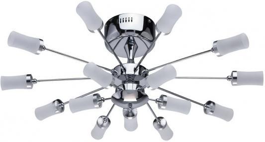 Потолочная светодиодная люстра с пультом ДУ MW-Light Вега 3 329011315