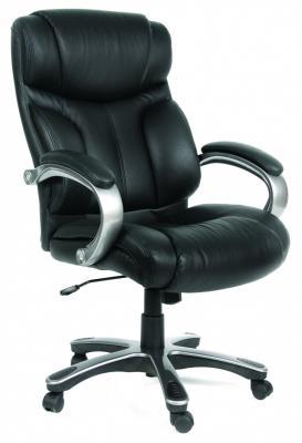 Кресло Chairman 435 черный 6080034 кресло карповое tramp chairman trf 031