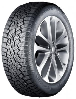 Шина Continental IceContact 2 185/60 R14 82T зимняя шина roadstone winguard spike 185 60 r14 82t