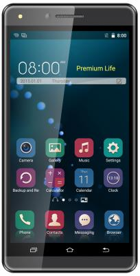 Смартфон ARK Benefit S503 8 Гб черный ark benefit m7 dual sim white