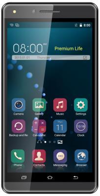 Смартфон ARK Benefit S503 8 Гб черный смартфон смартфон ark wizard 1 black