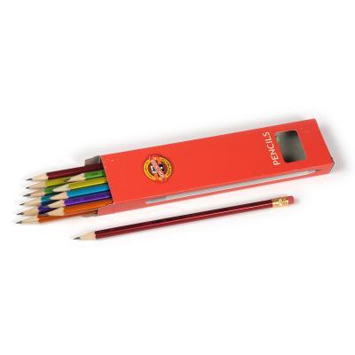 Карандаш чернографитный Koh-i-Noor Oriental 1372 160 мм в ассортименте 1372